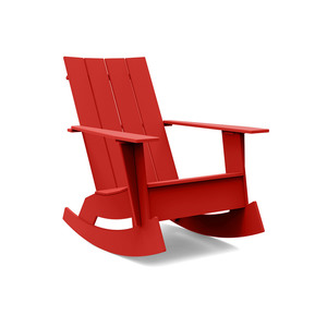 Rocking Adirondack Chair (Flat)