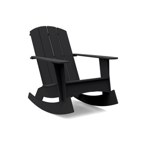 Rocking Adirondack Chair (Curved)