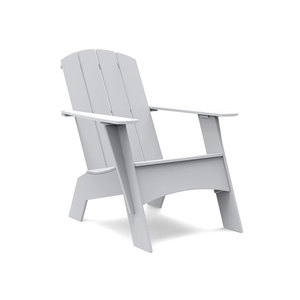 Tall Adirondack Chair (Curved)