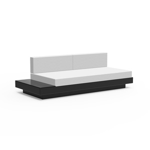 Platform One Sectional Sofa Left/Right Table