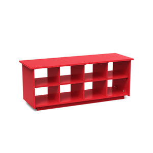 Cubby Shoe Bench (44 Inch)