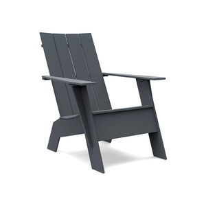 Tall Adirondack Chair (Flat)